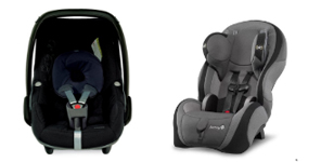infant seat minicabs taxi